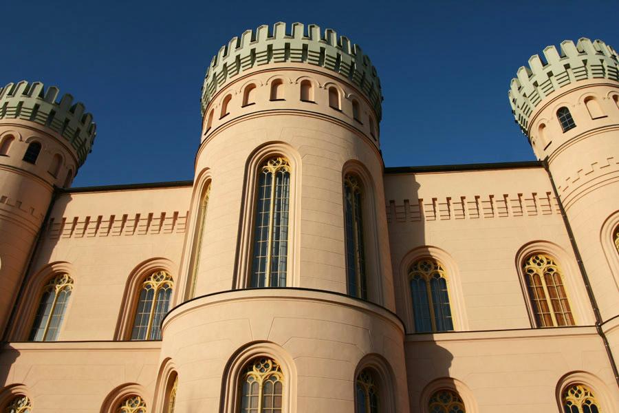 Jagdschloss Granitz im Jahr 2005