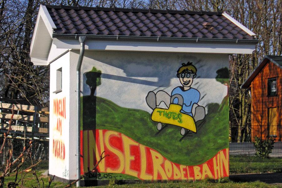 Inselrodelbahn
