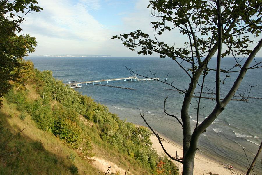 Hochuferweg Sellin-Baabe