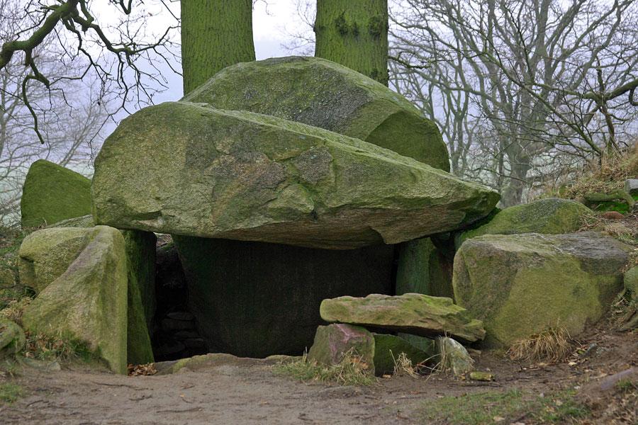 Großsteingräber Lancken-Granitz