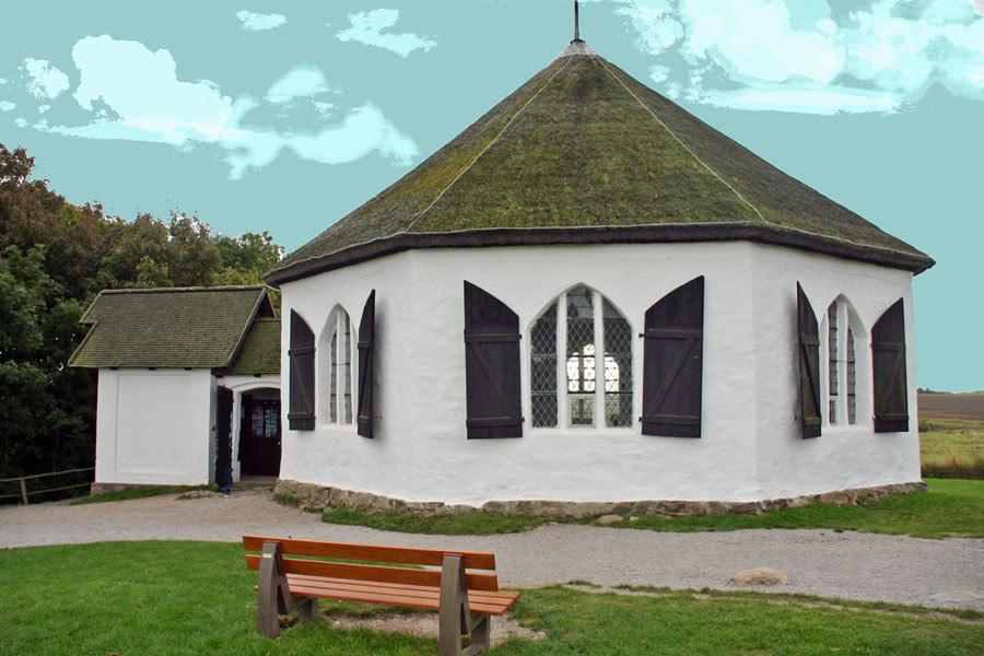 Kapelle Vitt im Jahr 2005