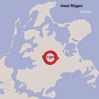 Karte Lage Boldevitz