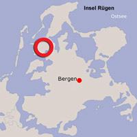 Karte Lage Granskevitz