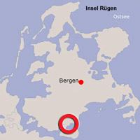 Karte Lage Groß Schoritz