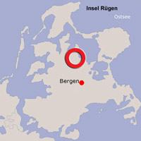 Karte Lage Kartzitz
