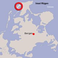 Karte Lage Lancken