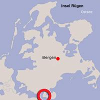 Karte Lage Losentitz