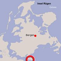 Karte Lage Maltzien