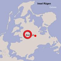 Karte Lage Pansevitz