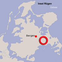 Karte Lage Pastitz