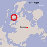 Karte Lage Udars