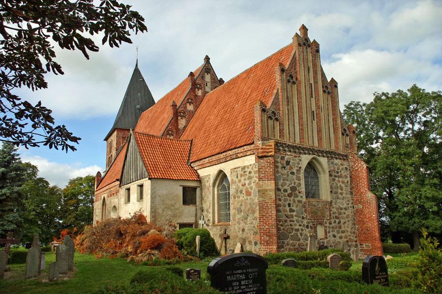 St. Paulikirche Bobbin
