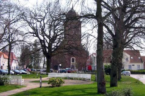 Gingst St. Jacobi Kirche