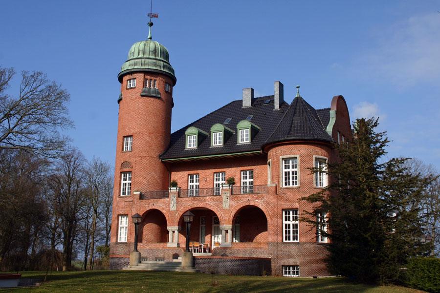 Gutshaus Libnitz im Jahr 2009