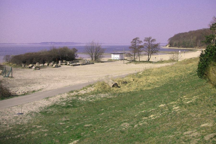 Strand von Lietzow