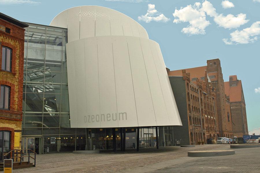 Meeresmuseum Ozeaneum