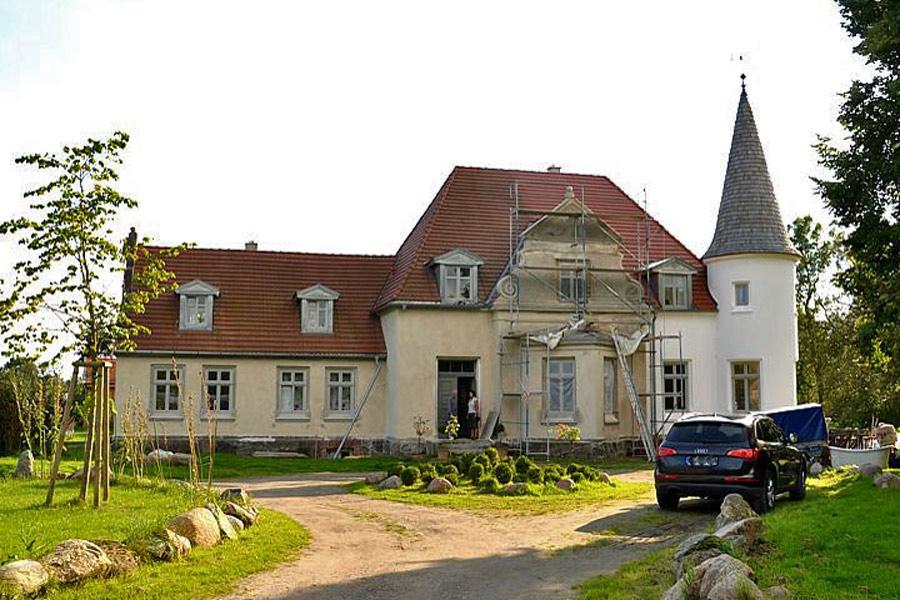 Gutshaus Pastitz 2011