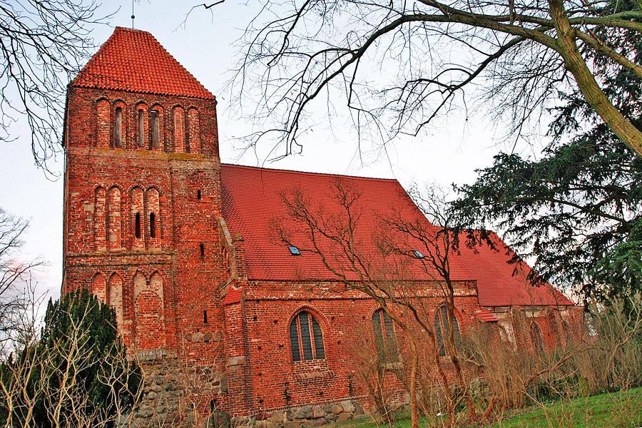 St. Margarethenkirche Patzig