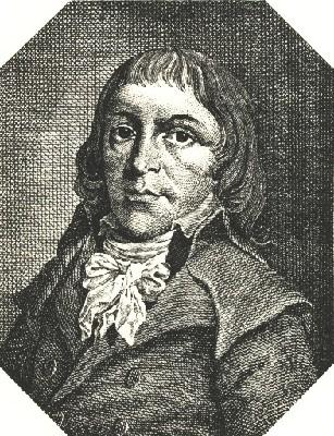 Ludwig Gotthard Kosegarten - Stich aus Medienarchiv Wikipedia