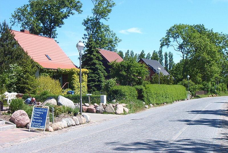 Putgarten - Bild von Wikipedia Olaf Meister