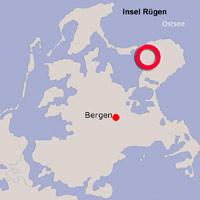 Karte Lage Bobbin
