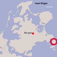 Karte Lage MIddelhagen