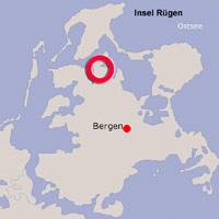 Karte Lage Neuenkirchen
