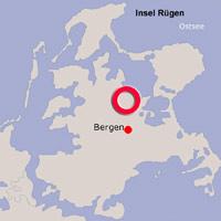 Karte Lage Patzig