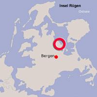 Karte Lage Ralswiek