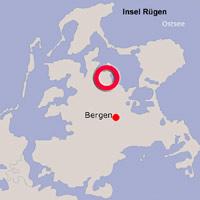 Karte Lage Rappin