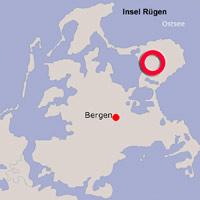Karte Lage Sagard