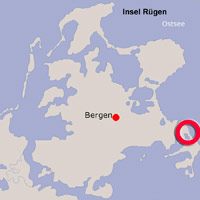 Karte Lage Sellin