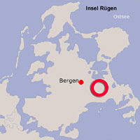 Karte Lage Zirkow