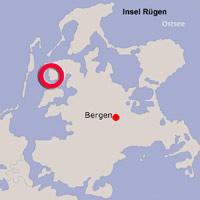 Karte Lage Schaprode