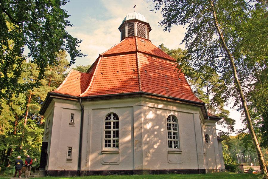 Ev. Gnadenkirche in Sellin