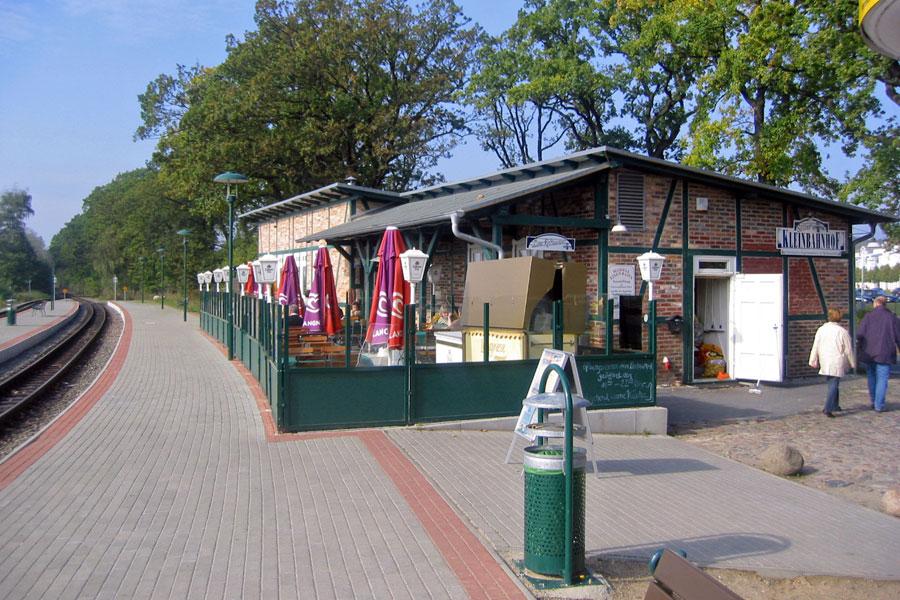Bahnhof Rasender Roland in Sellin