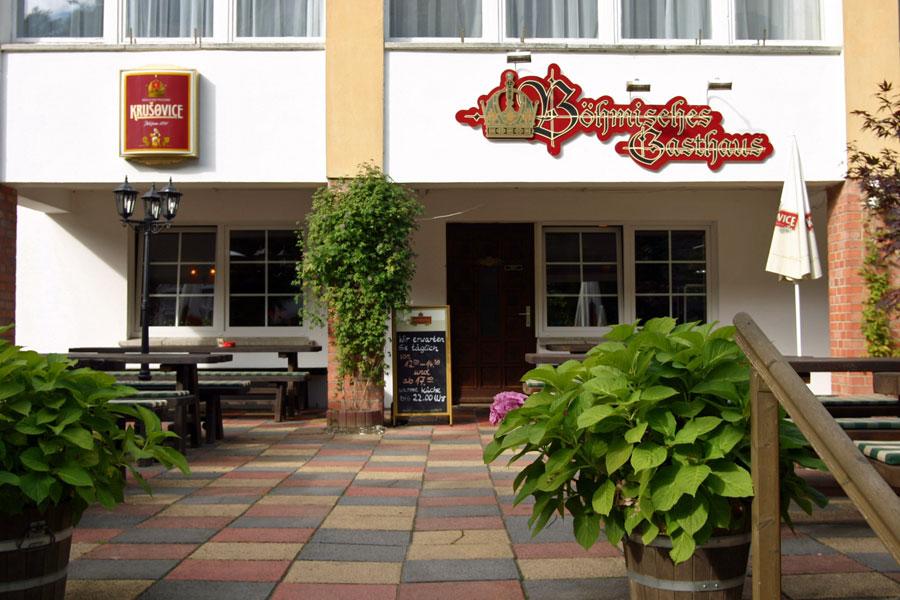 Restaurant Böhmisches Gasthaus