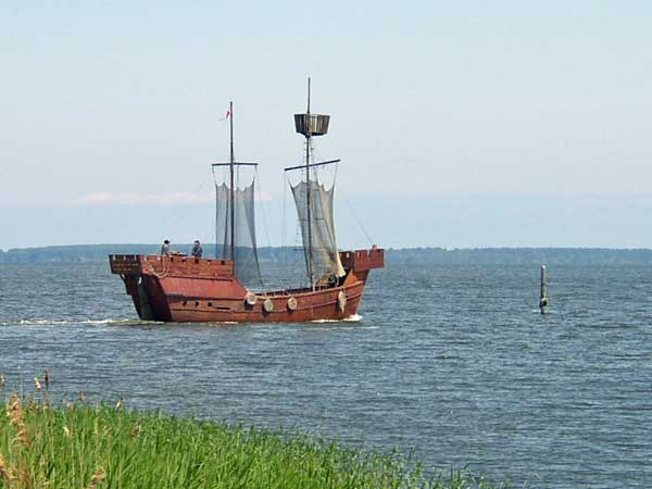 Störtebekers Segelschiff