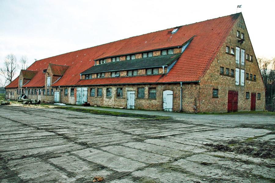 Gutshaus Venz 2005 Nebengebäude