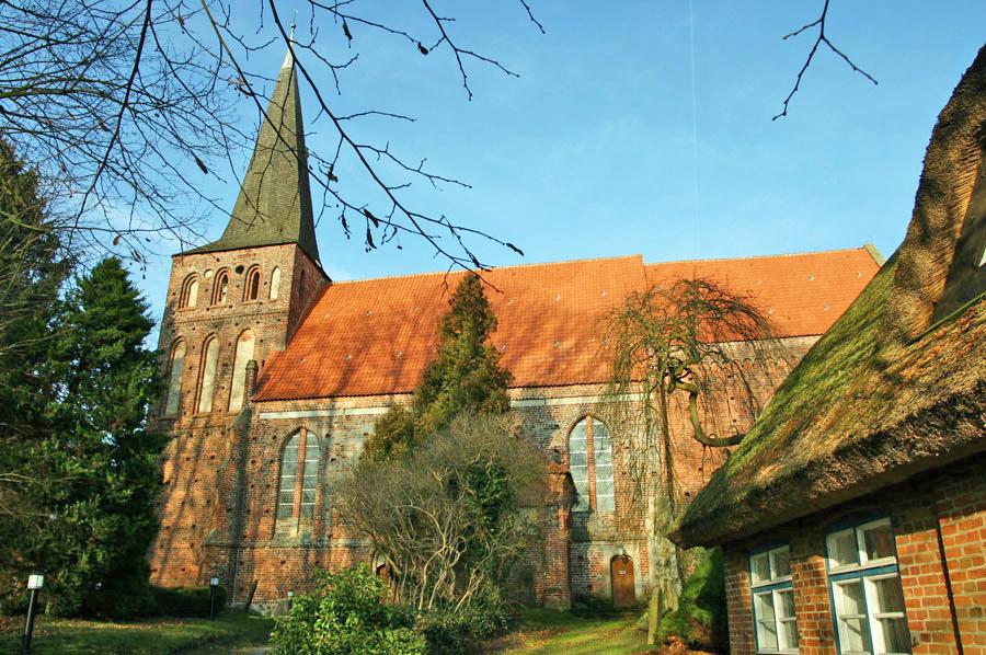 St. Maria Magdalena Kirche in Vilmnitz