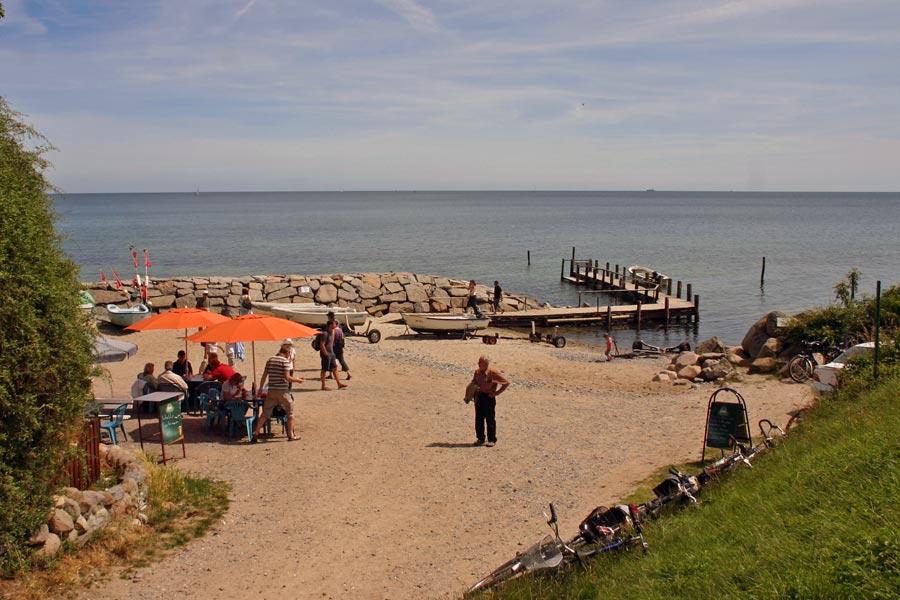 Der Fischerhafen Vitt