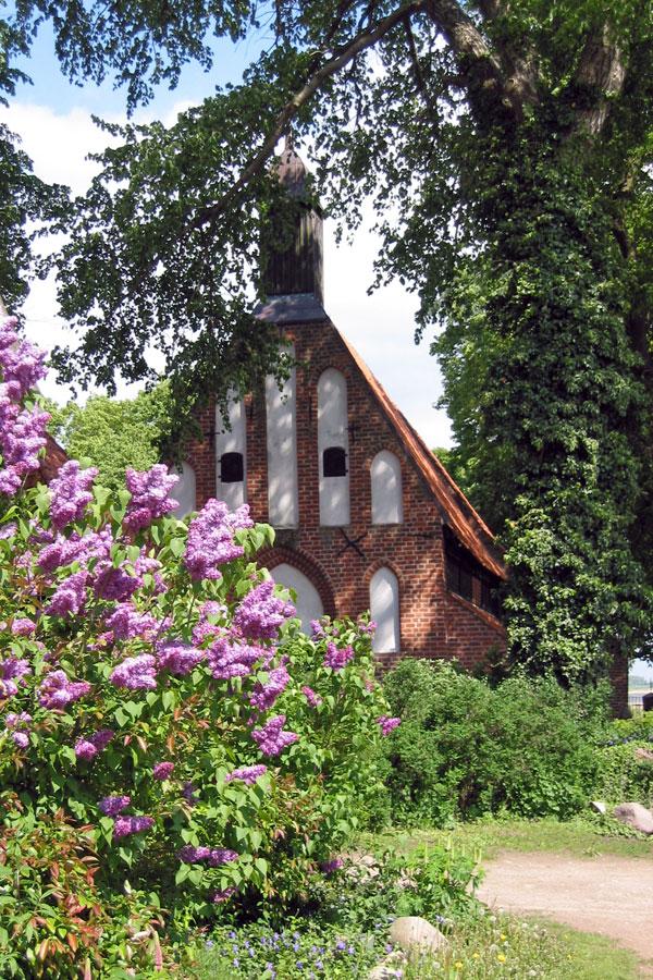 St. Marienkirche in Waase
