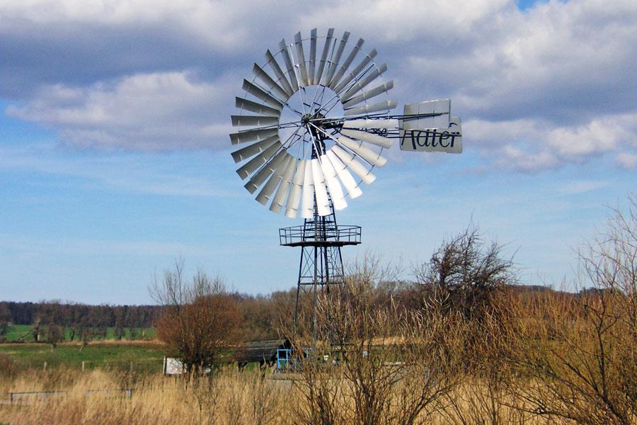 Windschöpfwerk Lobbe