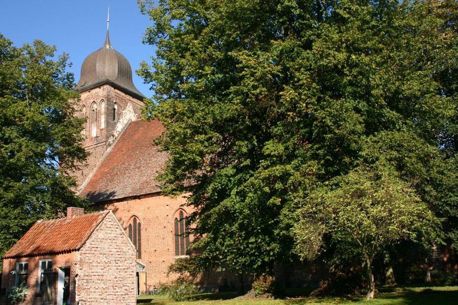 Kirche St. Jacobi