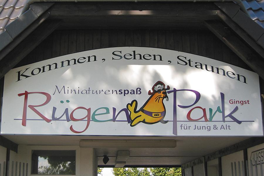 Rügen-Park bei Gingst