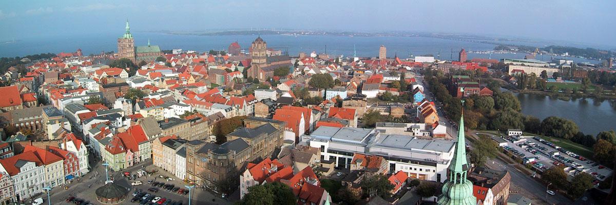 Stralsund St. Nicolai und St. Jacobi