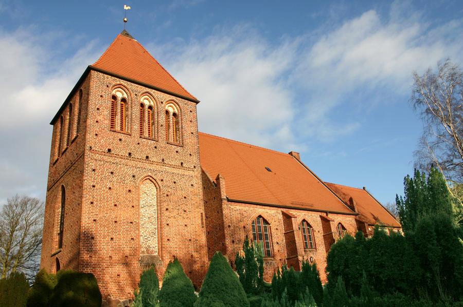 St. Petrikirche in Garz