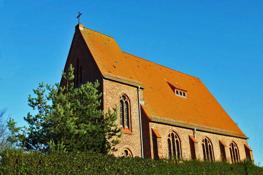 Herz-Jesu-Kirche Garz 2005