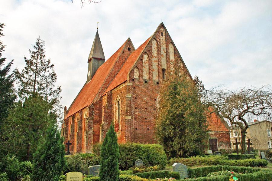 St. Johanneskirche Rambin i