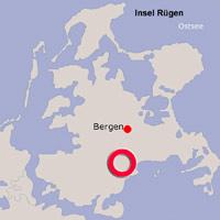 Karte Lage Kasnevitz